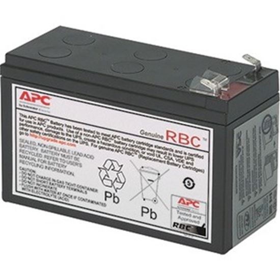 Picture of APC by Schneider Electric Replacement Battery Cartridge #154