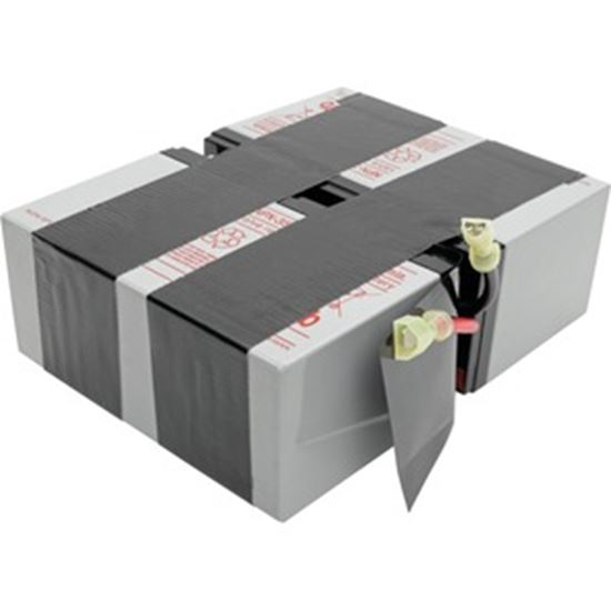 Picture of Tripp Lite Battery Replacement for Select SMART UPS Systems 2 12V Batteries