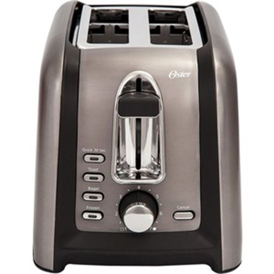 Picture of Oster Black Stainless Collection 2-Slice Toaster