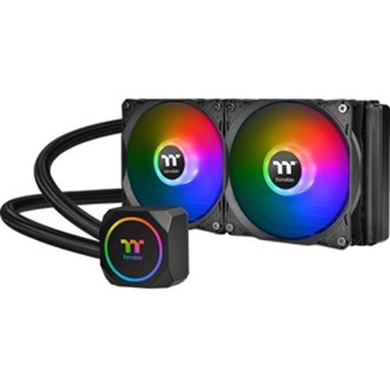 Picture of Thermaltake TH240 Cooling Fan/Radiator/Water Block - 1 Pack