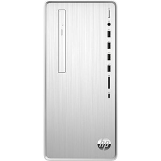 Picture of HP Pavilion Gaming TP01-1000 TP01-1105t Gaming Desktop Computer - Intel Core i3 10th Gen i3-10100 Quad-core (4 Core) 3.60 GHz - 8 GB RAM DDR4 SDRAM - 1 TB HDD - 256 GB SSD - Refurbished