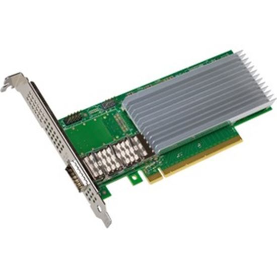 Picture of Intel 800 E810-CQDA1 100Gigabit Ethernet Card