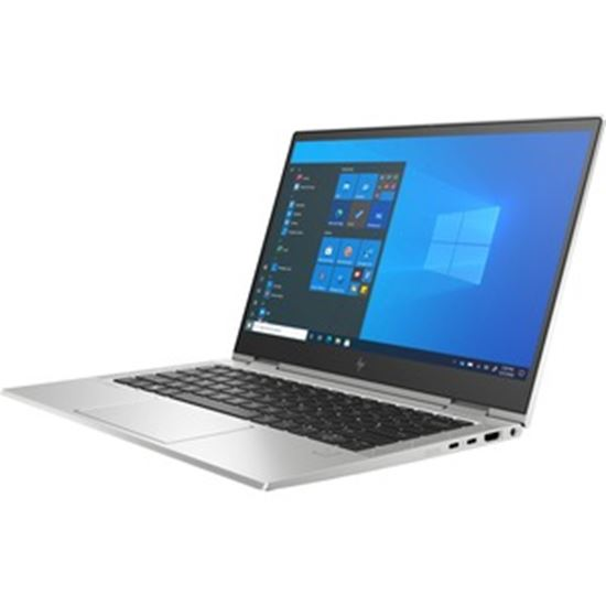 "Picture of HP EliteBook x360 830 G8 13.3"" Touchscreen 2 in 1 Notebook - Full HD - 1920 x 1080 - Intel Core i7 (11th Gen) i7-1165G7 Quad-core (4 Core) - 16 GB RAM - 512 GB SSD"