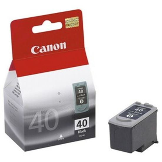 Picture of Canon PG-40 Twin Pack Black Ink Cartridge