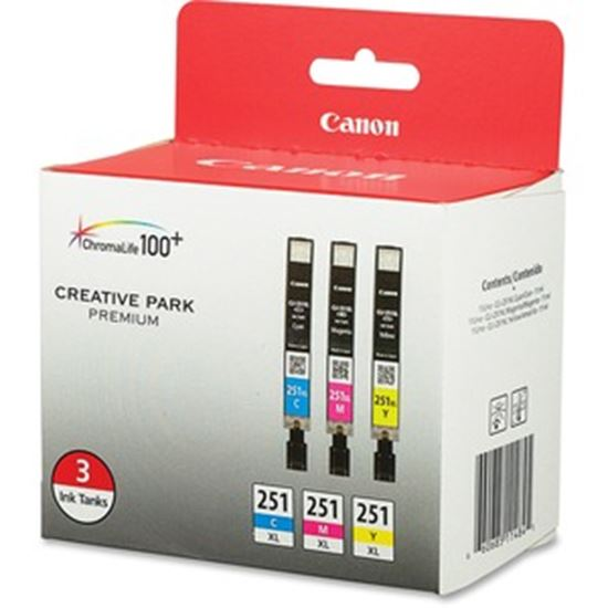 Picture of Canon 251 XL Ink Cartridge