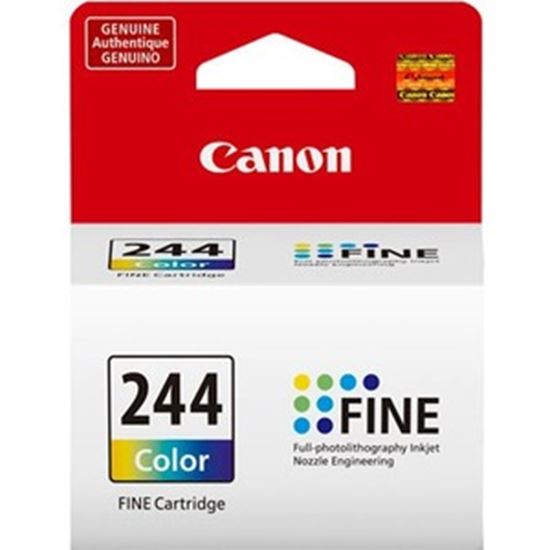 Picture of Canon CL-244 Original Ink Cartridge - Color