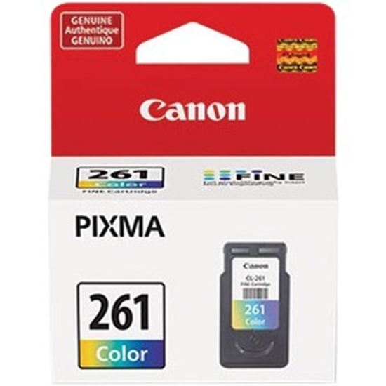 Picture of Canon CL-261 Original Ink Cartridge - Color