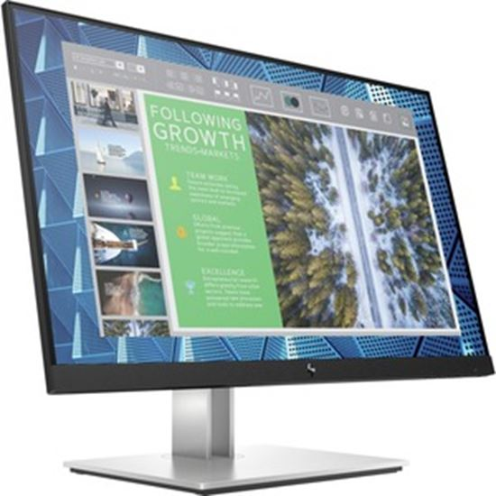 """Picture of HP E24q G4 23.8"""" QHD LED LCD Monitor - 16:9"""