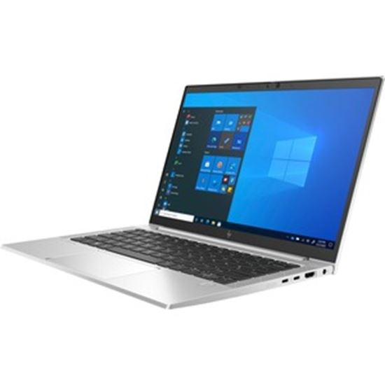 "Picture of HP EliteBook 830 G8 13.3"" Notebook - Full HD - 1920 x 1080 - Intel Core i5 (11th Gen) i5-1135G7 Quad-core (4 Core) 2.40 GHz - 8 GB RAM - 256 GB SSD"