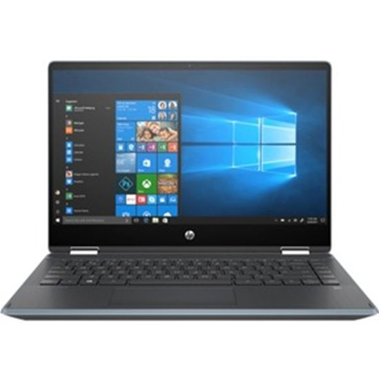 """Picture of HP Pavilion x360 14-dh2000 14"""" Touchscreen 2 in 1 Notebook - Full HD - 1920 x 1080 - Intel Core i5 (10th Gen) i5-1035G1 Quad-core (4 Core) 1 GHz - 8 GB RAM - 256 GB SSD - Luminous Gold - Refurbished"""