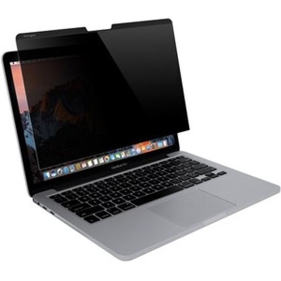 Picture of Kensington MagPro Elite Magnetic Privacy Screen for MacBook Matte, Glossy
