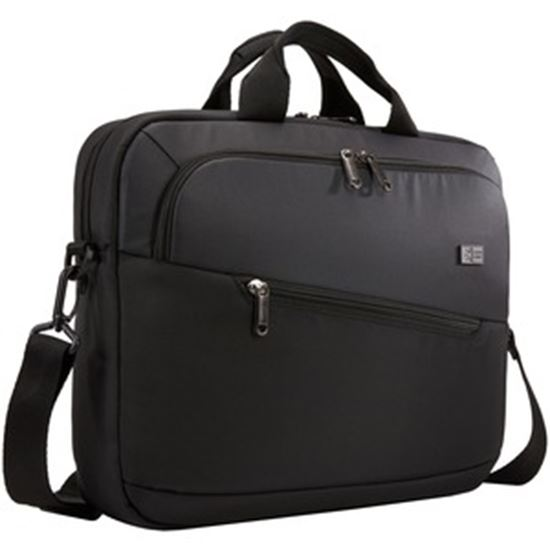 """Picture of Case Logic Propel Carrying Case (Attaché) for 12"""" to 14"""" Notebook - Black"""