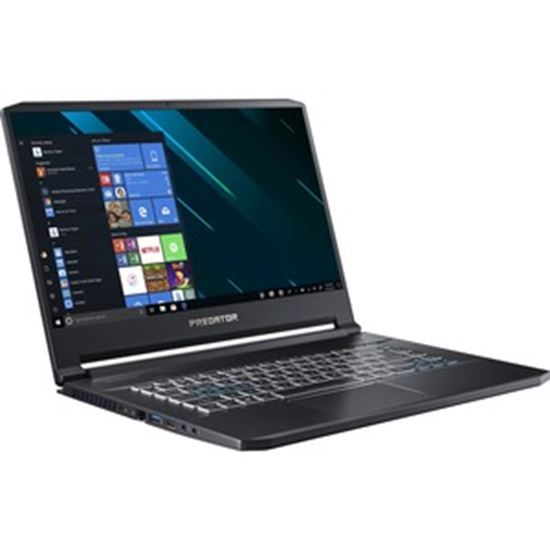 "Picture of Acer Predator Triton 500 PT515-51 PT515-51-75Q2 15.6"" Gaming Notebook - Full HD - 1920 x 1080 - Intel Core i7 i7-9750H Hexa-core (6 Core) 2.60 GHz - 32 GB RAM - 1 TB SSD - Black"