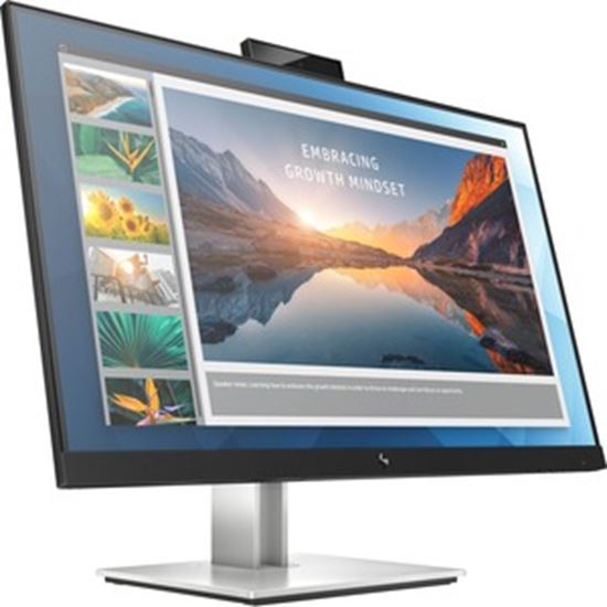 "Picture of HP E24d G4 23.8"" Full HD LED LCD Monitor - 16:9"
