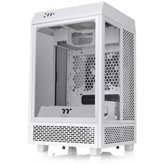 Picture of Thermaltake The Tower 100 Snow Mini Chassis