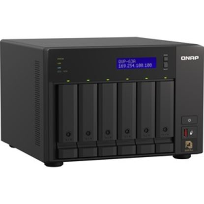 Picture of QNAP 6-Bay High-Performance NVR for SMBs, SOHO, and Home
