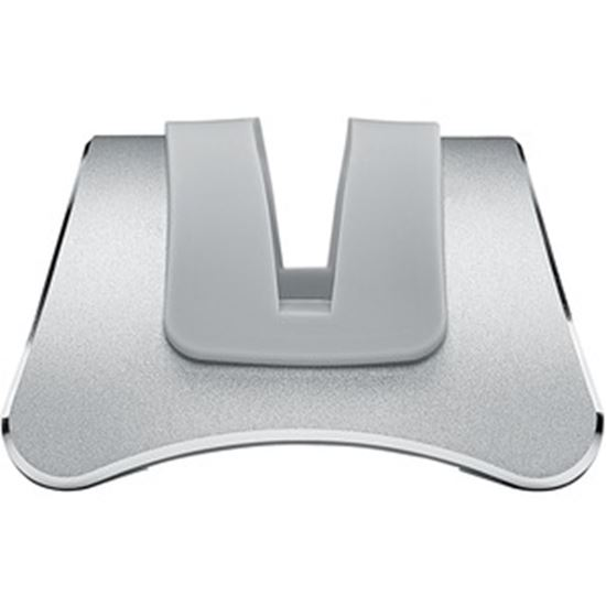 """Picture of SIIG Aluminum Vertical Laptop Stand For 13"""" to 15"""" Macbooks & Laptops"""
