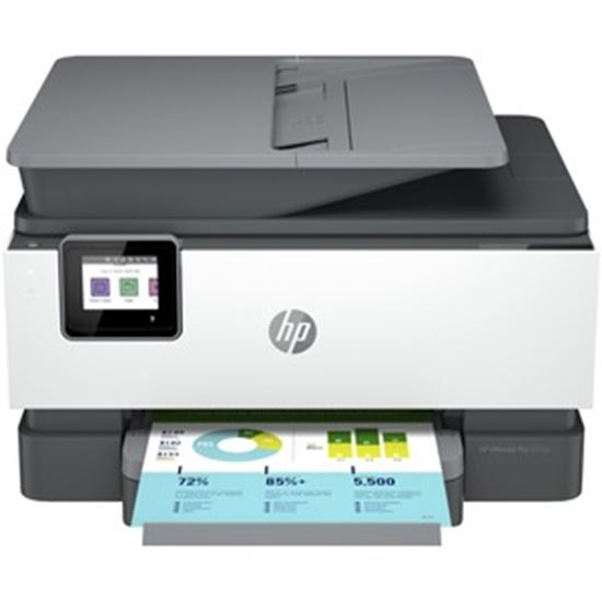 Picture of HP Officejet Pro 9015e Inkjet Multifunction Printer - Color