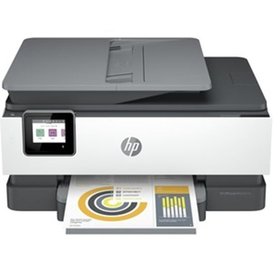 Picture of HP Officejet Pro 8025e Inkjet Multifunction Printer - Color