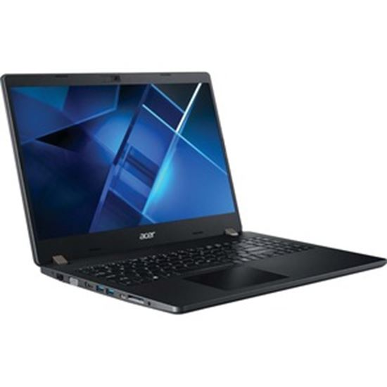 """Picture of Acer TravelMate P2 P215-53 TMP215-53-58YF 15.6"""" Notebook - Full HD - 1920 x 1080 - Intel Core i5 (11th Gen) i5-1135G7 Quad-core (4 Core) 2.40 GHz - 8 GB RAM - 512 GB SSD"""