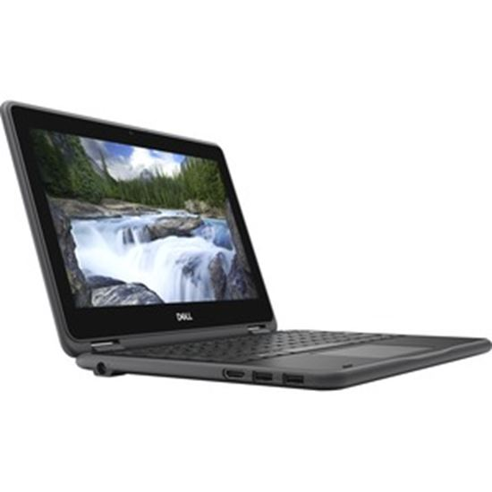 "Picture of Dell Latitude 3000 3190 11.6"" Touchscreen 2 in 1 Notebook - HD - 1366 x 768 - Intel Celeron N4120 Quad-core (4 Core) - 4 GB RAM - 64 GB Flash Memory"