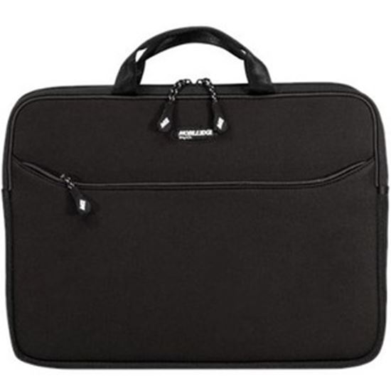"""Picture of Mobile Edge SlipSuit Carrying Case (Sleeve) for 11.6"""" to 12"""" Notebook, Chromebook - Black"""