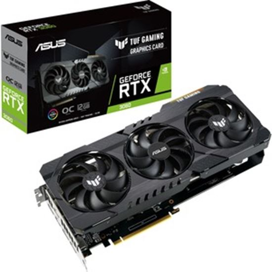 Picture of TUF NVIDIA GeForce RTX 3060 Graphic Card - 12 GB GDDR6