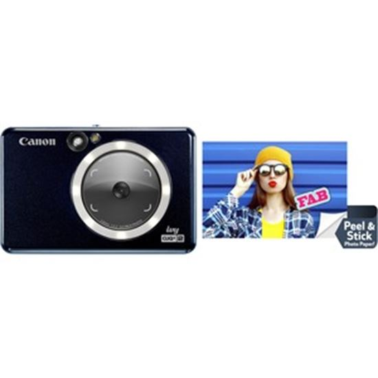 Picture of Canon IVY CLIQ+2 8 Megapixel Instant Digital Camera - Midnight Navy