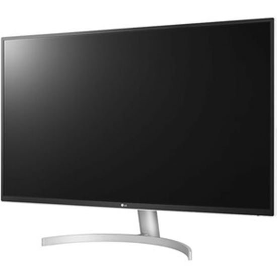 """Picture of LG 32QK500-C 31.5"""" WQHD LED Gaming LCD Monitor - 16:9 - Silver, White"""