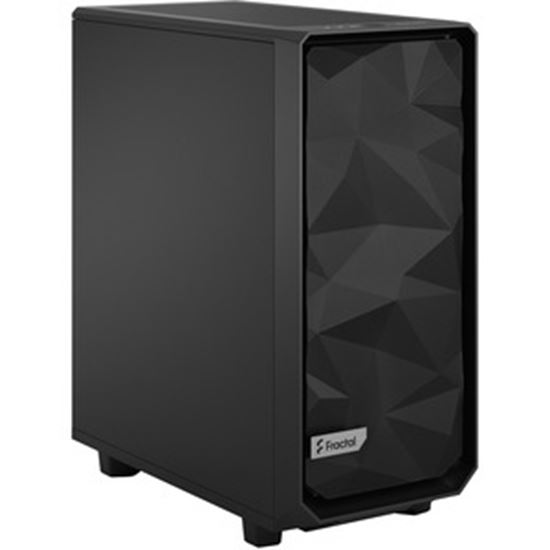 Picture of Fractal Design Meshify 2 Compact Black Solid
