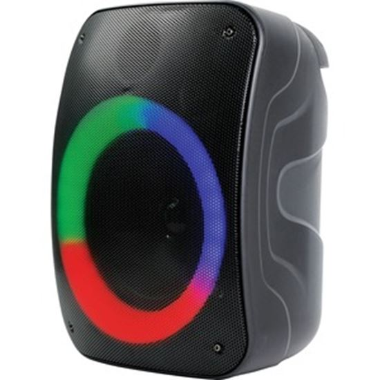 Picture of Naxa NDS-6006 Portable Bluetooth Speaker System - Black