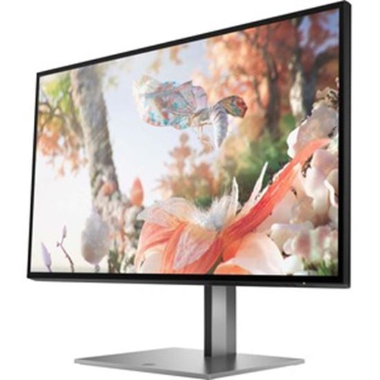 """Picture of HP DreamColor Z25xs G3 25"""" WQHD LED LCD Monitor - 16:9 - Black, Turbo Silver"""