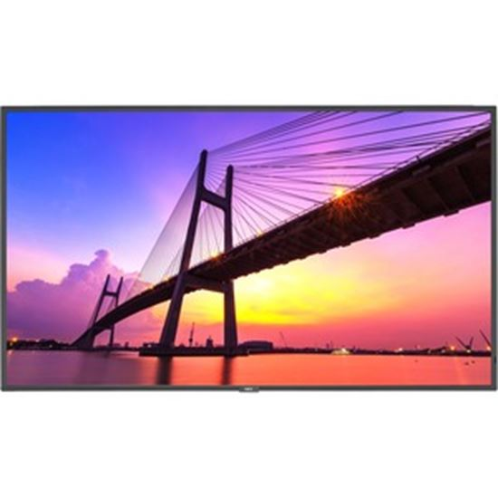 """Picture of NEC Display 50"""" Ultra High Definition Commercial Display with Integrated ATSC/NTSC Tuner"""