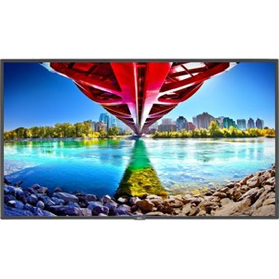 """Picture of NEC Display 55"""" Ultra High Definition Commercial Display with Integrated ATSC/NTSC Tuner"""