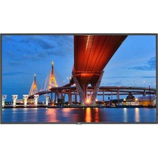 "Picture of NEC Display 65"" Ultra High Definition Commercial Display with Integrated ATSC/NTSC Tuner"