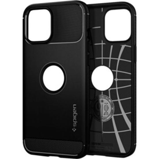 Picture of Spigen iPhone 12 Pro Max Case Rugged Armor