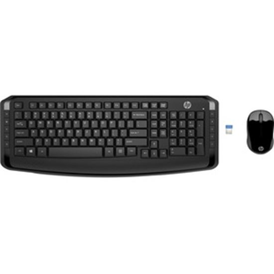 Picture of HP Wireless Keyboard And Mouse 300