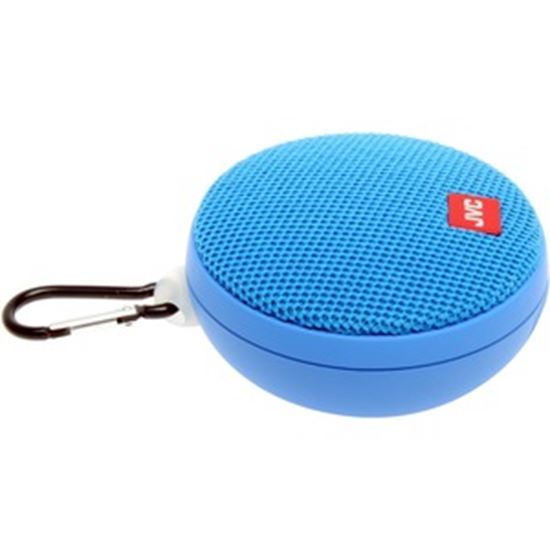 Picture of JVC Portable Bluetooth Speaker System - Blue