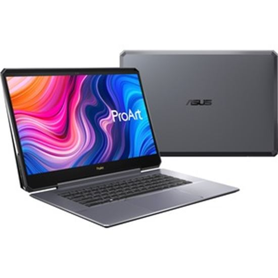 """Picture of Asus ProArt StudioBook One W590 W590G6T-PS99 15.6"""" Mobile Workstation - 4K UHD - Intel Core i9 (9th Gen) i9-9980HK 2.40 GHz - 64 GB RAM - 1 TB SSD"""