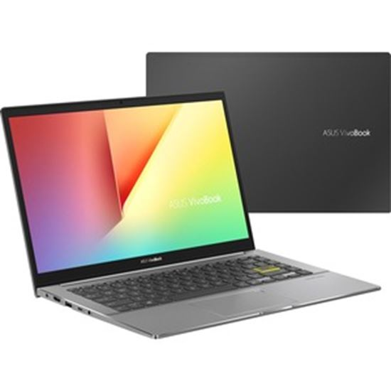 "Picture of Asus VivoBook S14 S433 S433FA-DS51 14"" Notebook - Full HD - 1920 x 1080 - Intel Core i5 i5-10210U 1.60 GHz - 8 GB RAM - 512 GB SSD"