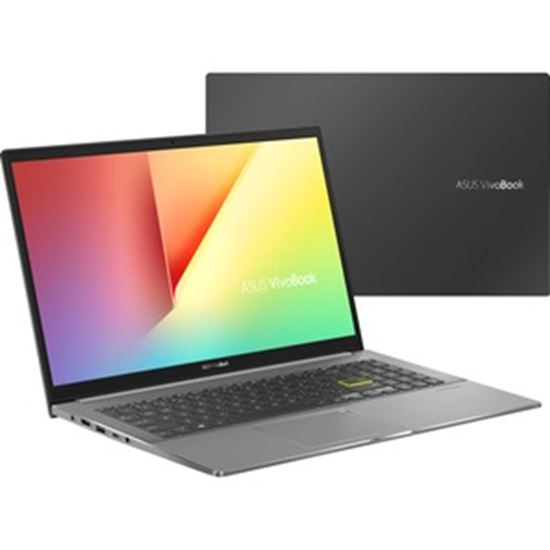 """Picture of Asus VivoBook S15 S531 S533FA-DS51 15.6"""" Notebook - Full HD - 1920 x 1080 - Intel Core i5 i5-10210U 1.60 GHz - 8 GB RAM - 512 GB SSD"""