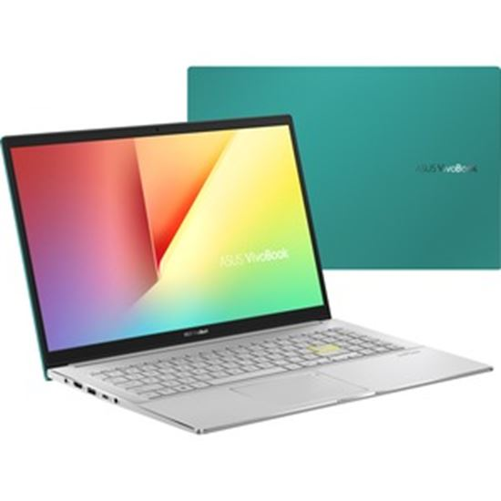 """Picture of Asus VivoBook S15 S531 S533FA-DS51-GN 15.6"""" Notebook - Full HD - 1920 x 1080 - Intel Core i5 i5-10210U 1.60 GHz - 8 GB RAM - 512 GB SSD"""