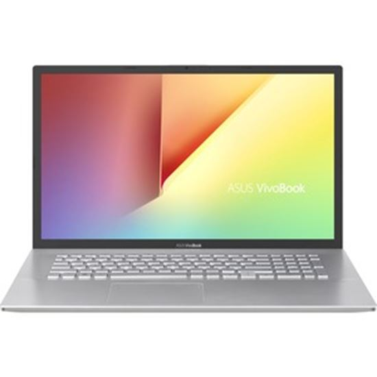 """Picture of Asus S712 S712FA-DS76 17.3"""" Notebook - Full HD - 1920 x 1080 - Intel Core i7 (10th Gen) i7-10510U 1.80 GHz - 8 GB RAM - 256 GB SSD - Transparent Silver"""