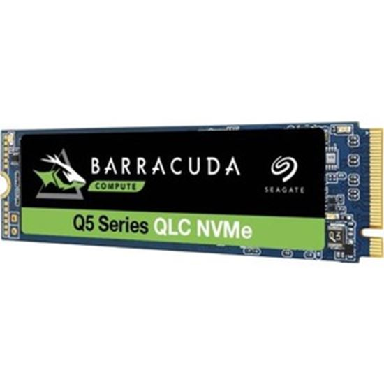 Picture of Seagate BarraCuda ZP500CV3A001 500 GB Solid State Drive - M.2 2280 Internal - PCI Express NVMe (PCI Express NVMe 3.0 x4)