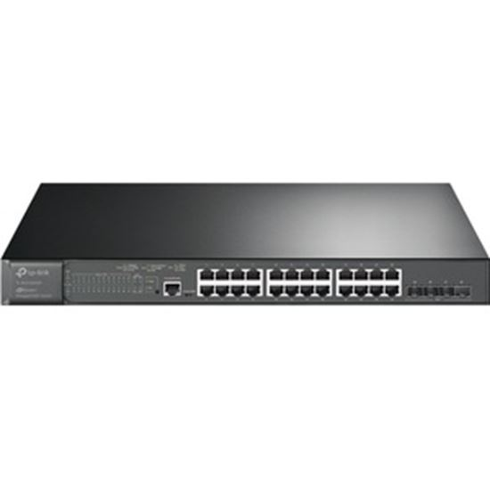 Picture of TP-Link JetStream TL-SG3428XMP Ethernet Switch
