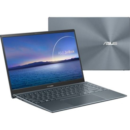 """Picture of Asus ZenBook 14 UX425 UX425JA-EB51 14"""" Notebook - Full HD - 1920 x 1080 - Intel Core i5 i5-1035G1 1 GHz - 8 GB RAM - 512 GB SSD"""
