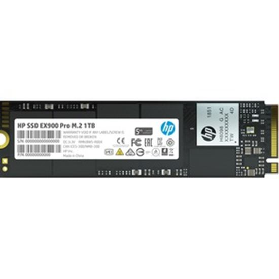 Picture of HP EX900 Pro 1 TB Solid State Drive - M.2 Internal - PCI Express NVMe (PCI Express NVMe 3.0 x4)