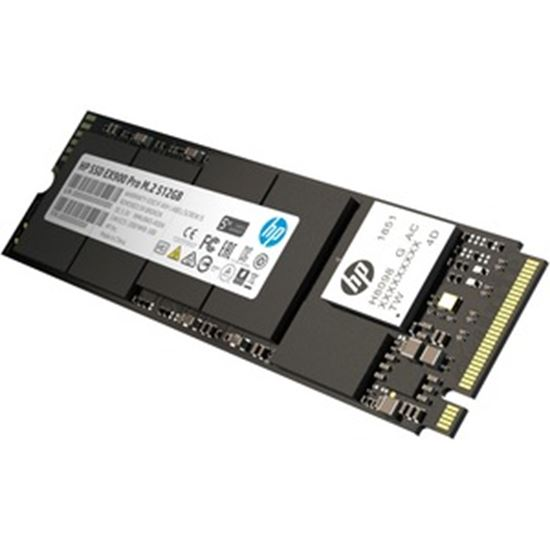 Picture of HP PRO EX900 512 GB Solid State Drive - M.2 Internal - PCI Express NVMe (PCI Express NVMe 3.0 x4)