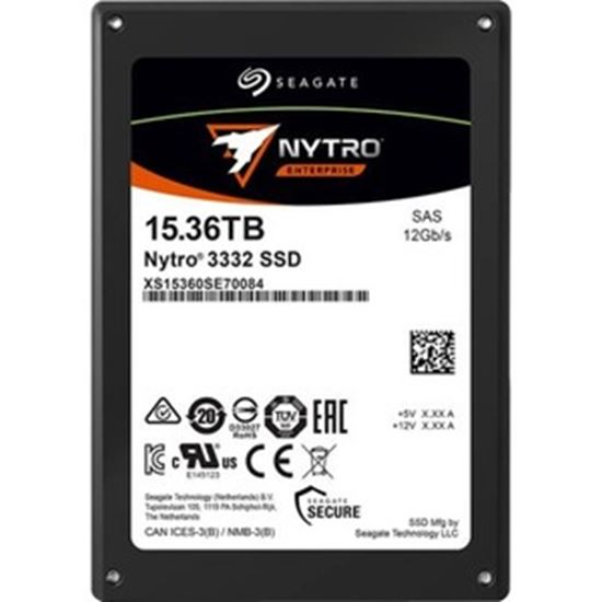 """Picture of Seagate Nytro 3032 XS960SE70084 960 GB Solid State Drive - 2.5"""" Internal - SAS (12Gb/s SAS)"""