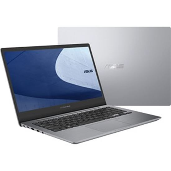"""Picture of Asus ASUSPRO P5440 P5440FA-XS54 14"""" Notebook - Full HD - 1920 x 1080 - Intel Core i5 i5-8265U 1.60 GHz - 8 GB RAM - 512 GB SSD - Gray"""